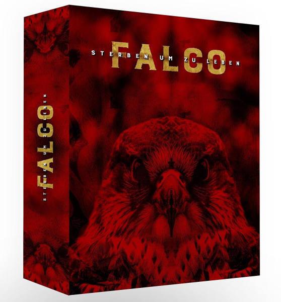 Celo Abdi Vienna Calling Outfit Falco sterben um zu leben
