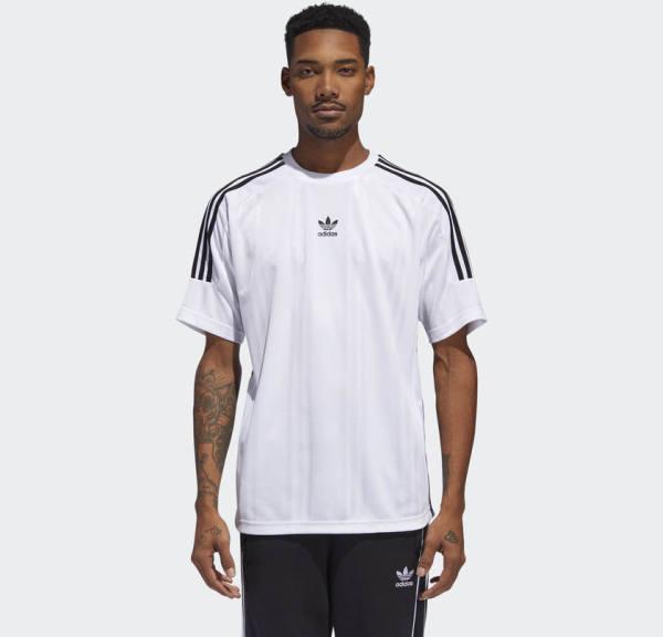 Dardan T-Shirt Adidas weiß