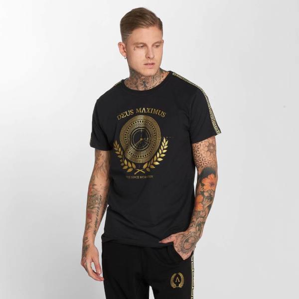 Deus Maximus Bedeutung T-Shirt schwarz