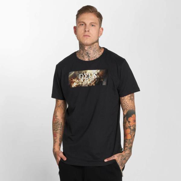 Deus Maximus Kollegah Shirt schwarz Gym