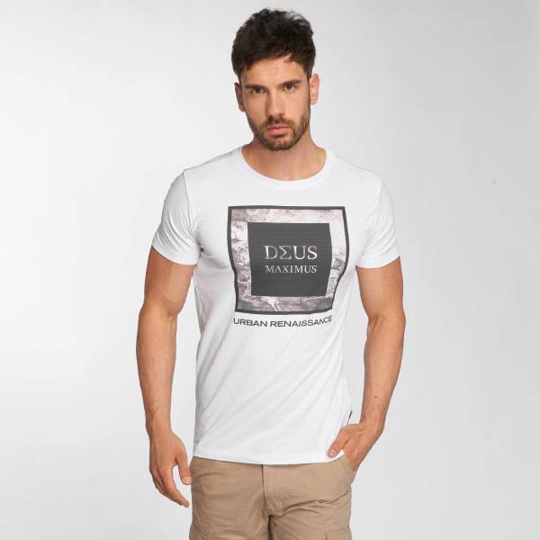 Deus Maximus Shirt weiß