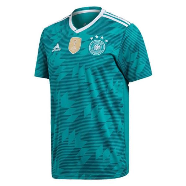 JAZN T-Shirt Deutschland Trikot Jersey Auswaerts