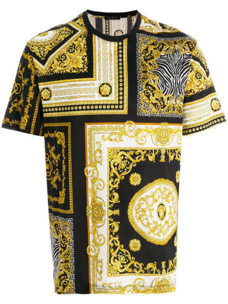 JAZN Ukulele T-Shirt Versace