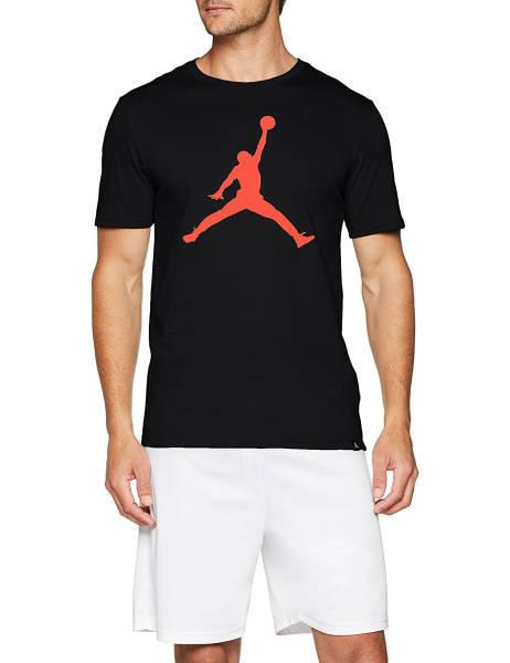 Kay One T-Shirt schwarz Jordan