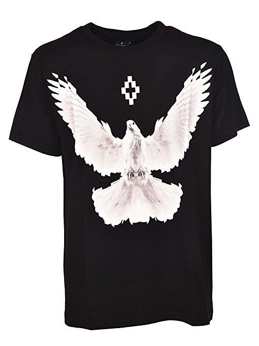 Marcelo Burlon Dove Shirt white Raf Camora T-Shirt Taube