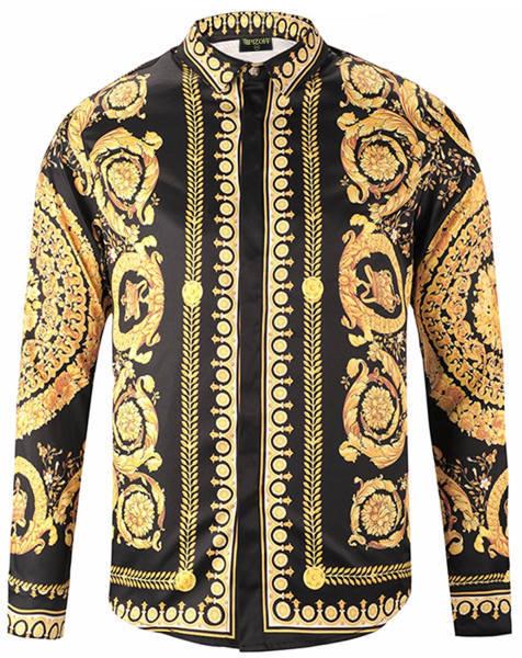 Massiv Versace Hemd Alternative