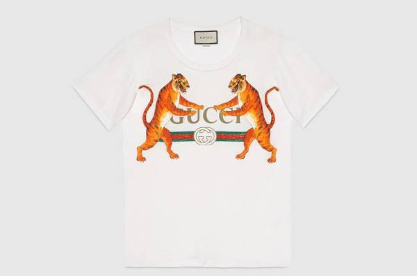 Mike Singer T-Shirt Gucci