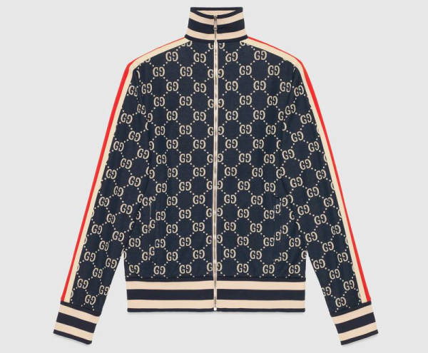M.O.030 Jalil Million Outfit Fler Gucci Jacke