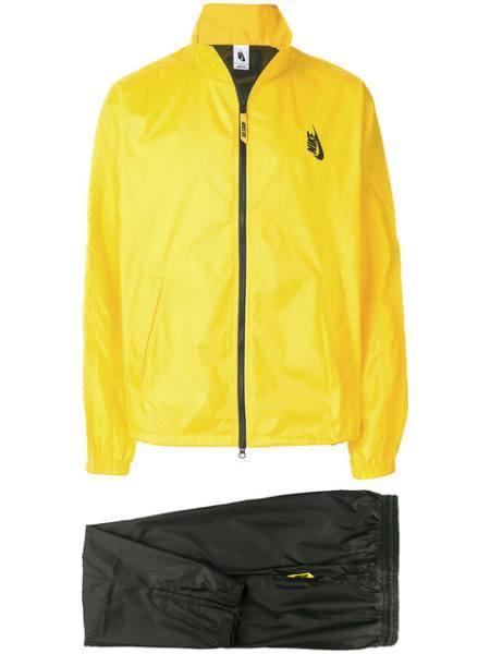 Nazar NikeLab Jacke gelb Heritage