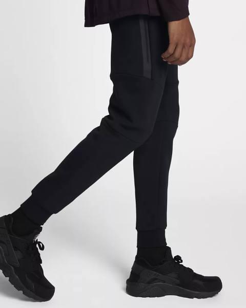Nike Tech Fleece Jogger schwarz Herren