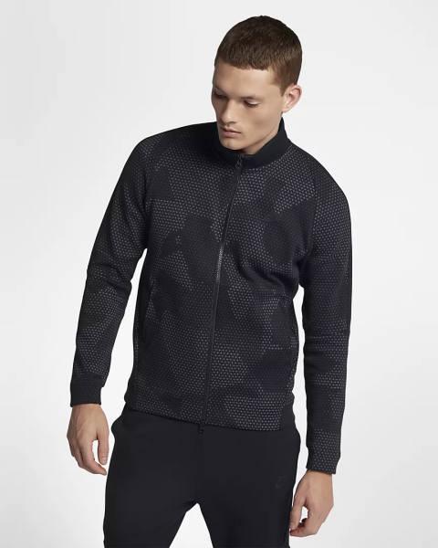 Nike Trainingsanzug Camouflage schwarz Herren