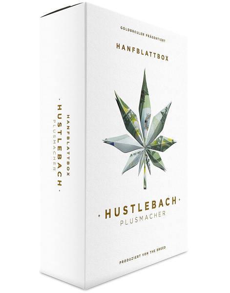 Plusmacher Hustlebach Hanfblattbox