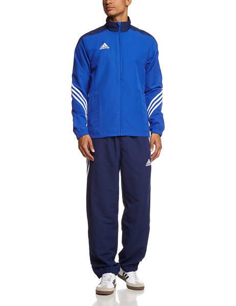 Plusmacher Trainingsanzug Adidas Hotboxen