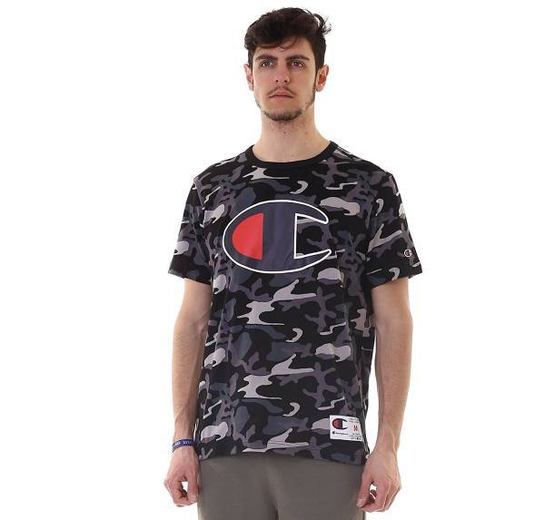 Remoe Champion T-Shirt Camo