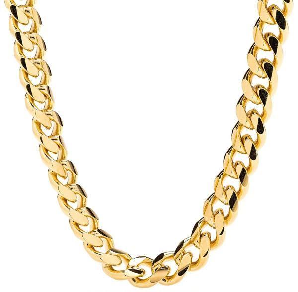 Summer Cem Bausa Casanove Halskette Goldkette