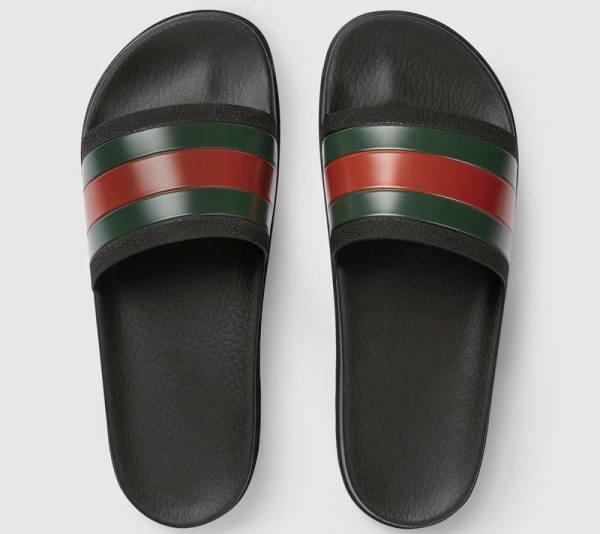Summer Cem Schlappen Gucci