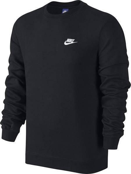 Jigzaw Nike Pullover schwarz