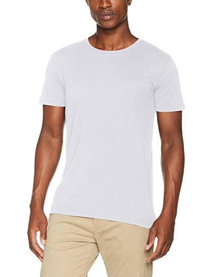 Noizy T-Shirt weiß