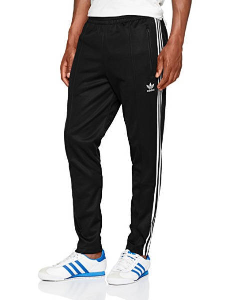 Mois Hose schwarz Adidas