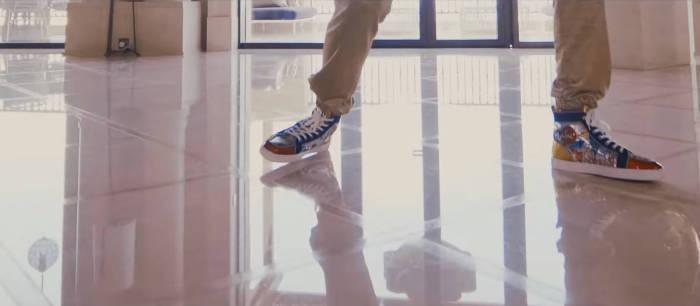 Eno Penthouse High Top Sneaker bunt