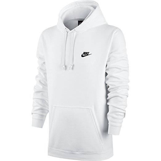 Ak Ausserkontrolle Pulli Nike weiß