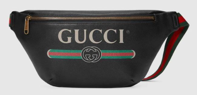 Sun Diego Gucci Tasche schwarz