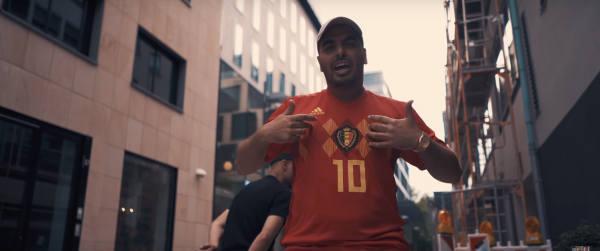 A.B.K T-Shirt Trikot WM Belgien