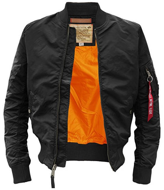 Al Gear Jacke Alpha Industries