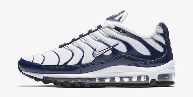 Al Gear Schuhe Nike Air Max Plus blau Alternative
