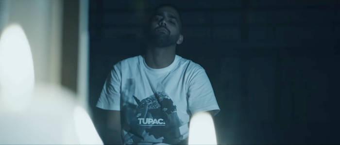 Al-Gear Tupac Shirt weiß