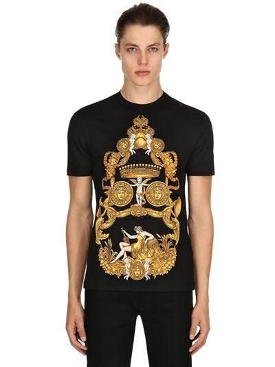 Azet T-Shirt Versace KMN Member