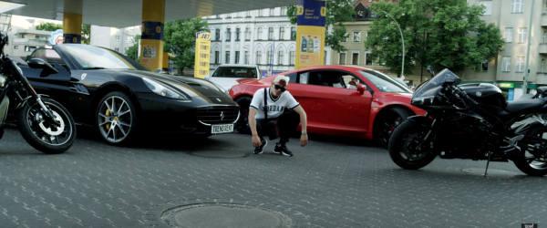 Capital Bra Berlin Lebt Sneaker Schuhe Nike
