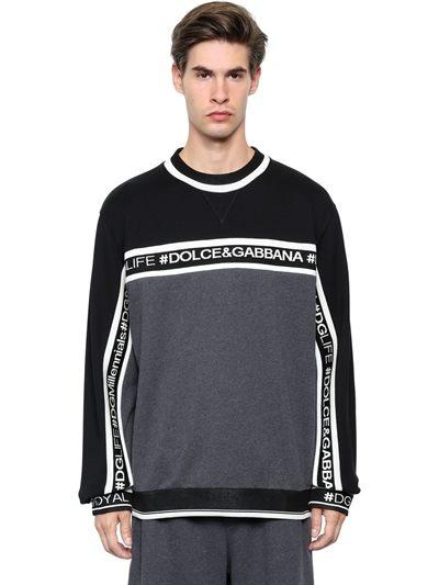 Dolce & Gabbana Hashtag Sweatshirt