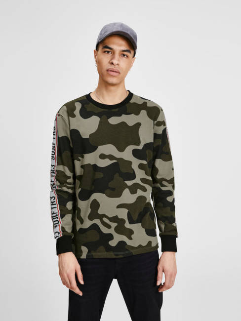 Nash Pullover Camouflage 90][FTR3