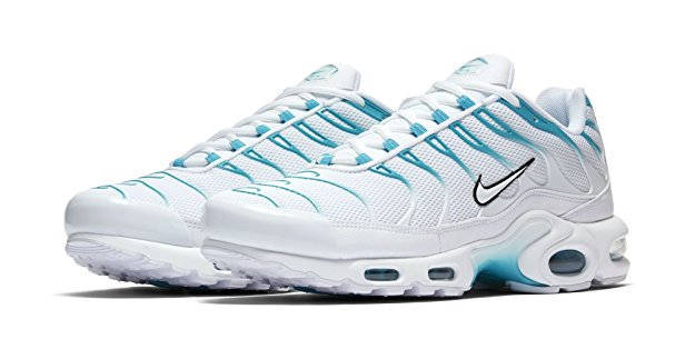 Nike Air Max Plus Weiß Türkis