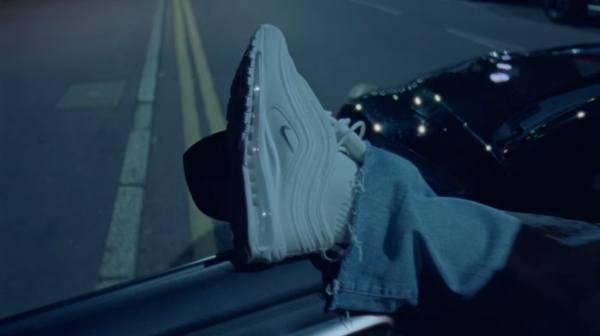 Rin Schuhe Sneaker Nike weiß Air Max 97