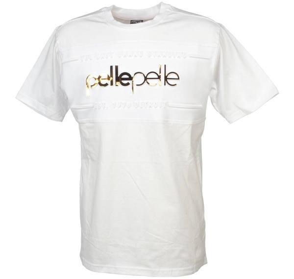 Shadow030 T-Shirt Pelle Pelle