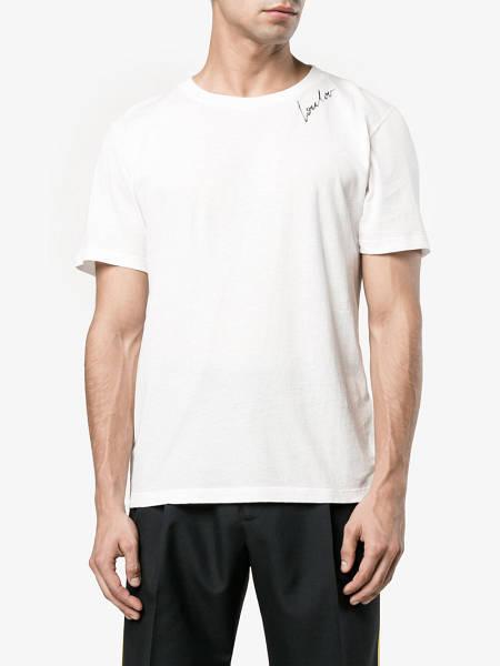 Ufo361 T-Shirt weiß