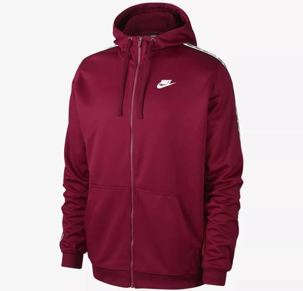 Azet Trainingsanzug Nike rot