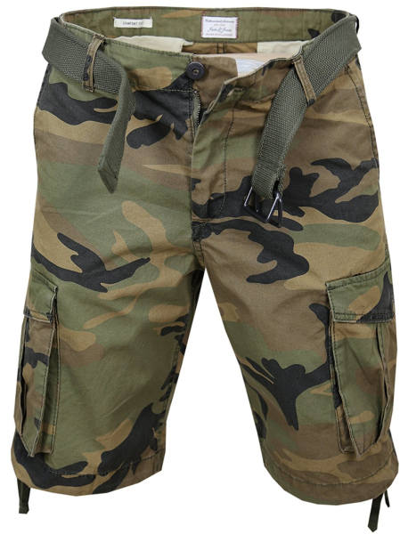 Dardan Outfit Camouflage Shorts Hose