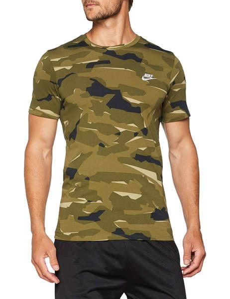 Dardan T-Shirt Nike Camouflage ICE