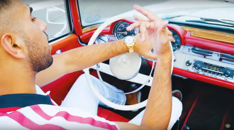 Eno Mercedes Rolex