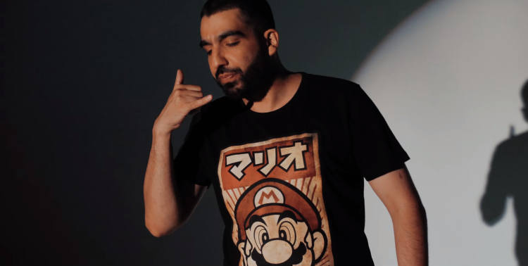 Fard Motorola Outfit T-Shirt Super Mario
