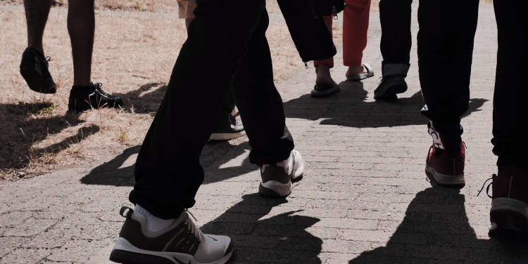 Fard Sneaker Nike Presto