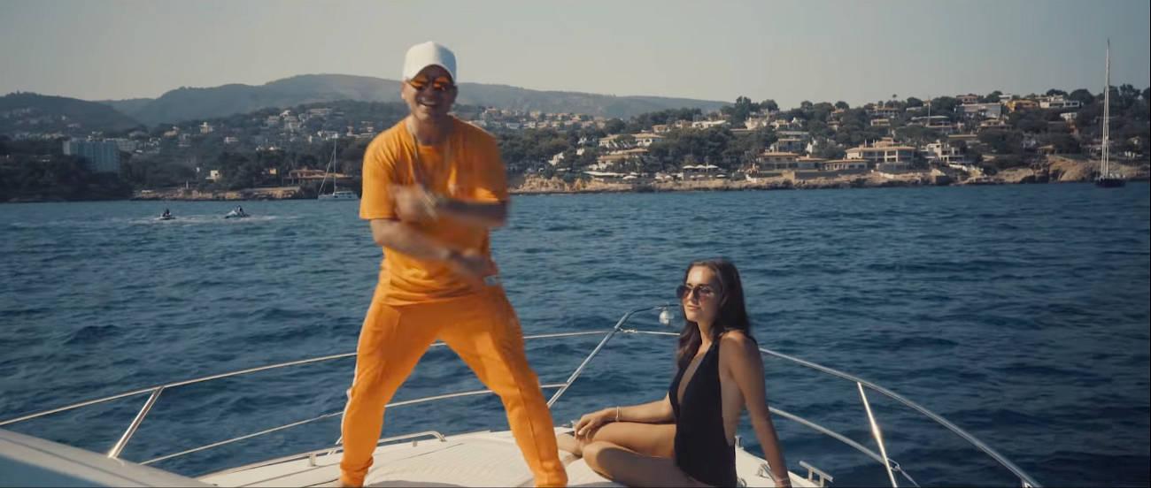 Leon Machere Hose orange