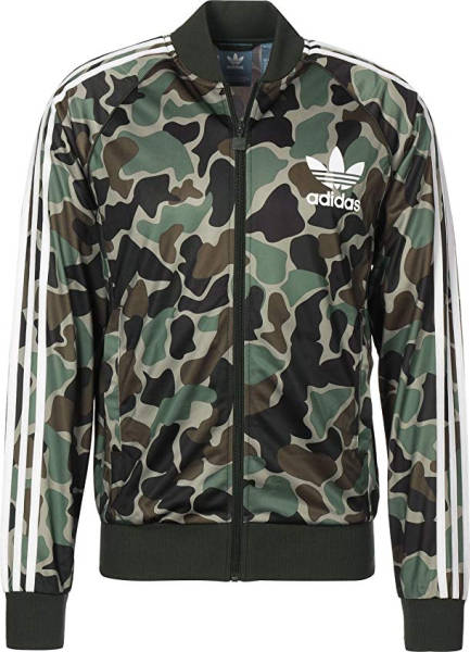 Samra Anzug Alternative Adidas Trainingsjacke