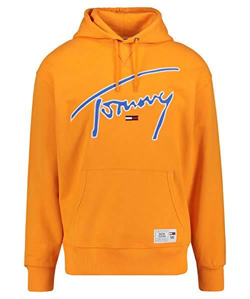 Tommy Hoodie orange