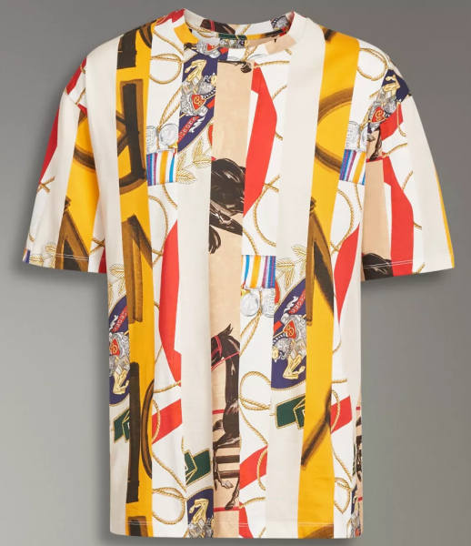 Veysel T-Shirt Burberry