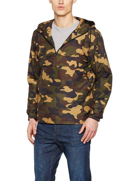 Zuna Jacke Camouflage Alternative