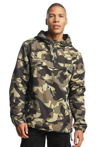 Zuna Jacke Camouflage